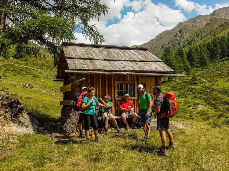 Alpenueberquerung Variante Zu Oberstdorf Meran