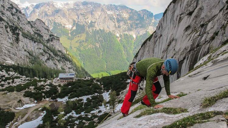 Alpin Kletter Kurs