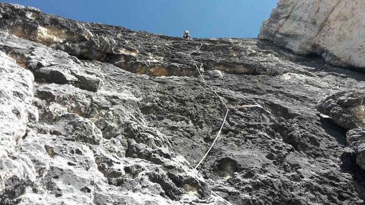 Alpin Kletterkurs Dolomiten Mit Bergfuehrer Markus