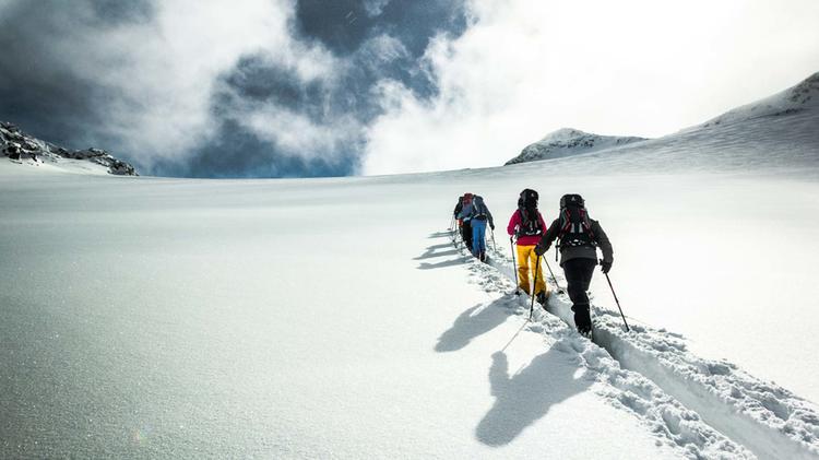 Anfa Nger Skitourenkurs In Der Silvretta