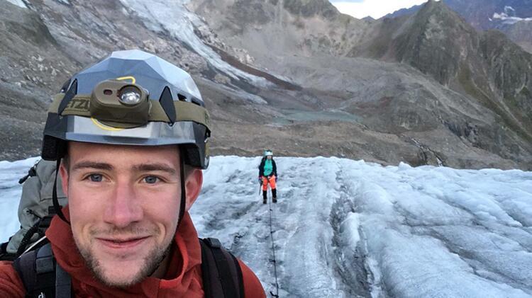Bergfu Hrer Conrad Taschachferner Wildspitze