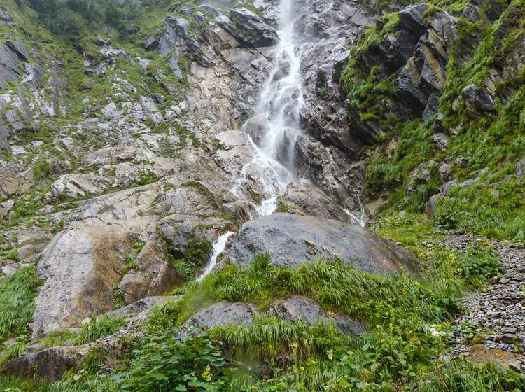Bergwandern Auf Der Glocknerrunde