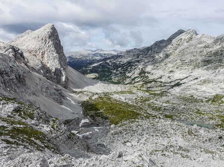 Blick Ins Sieben Seen Tal