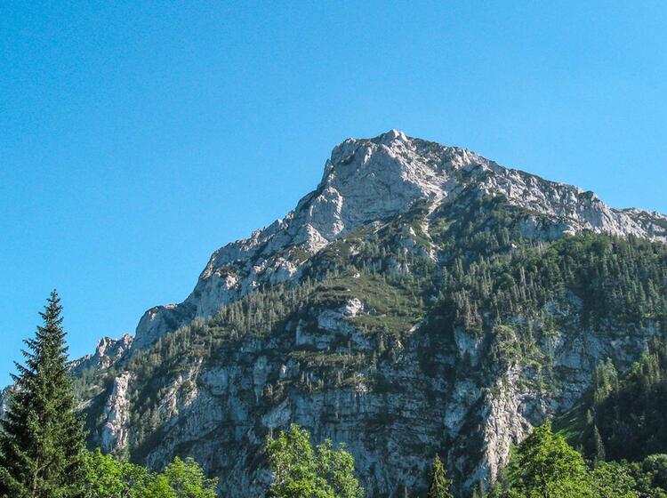 Der Pindinger Klettersteig Auf Den Hohen Staufen
