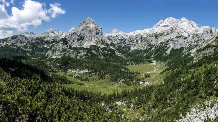 Der Triglav Nationalpark