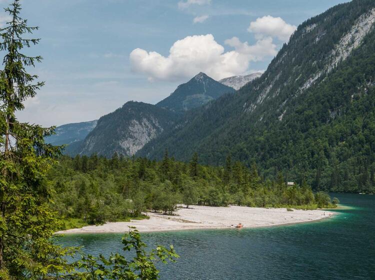 Die Alpenueberquerung Vom Watzmann Zu Den Drei Zinnen