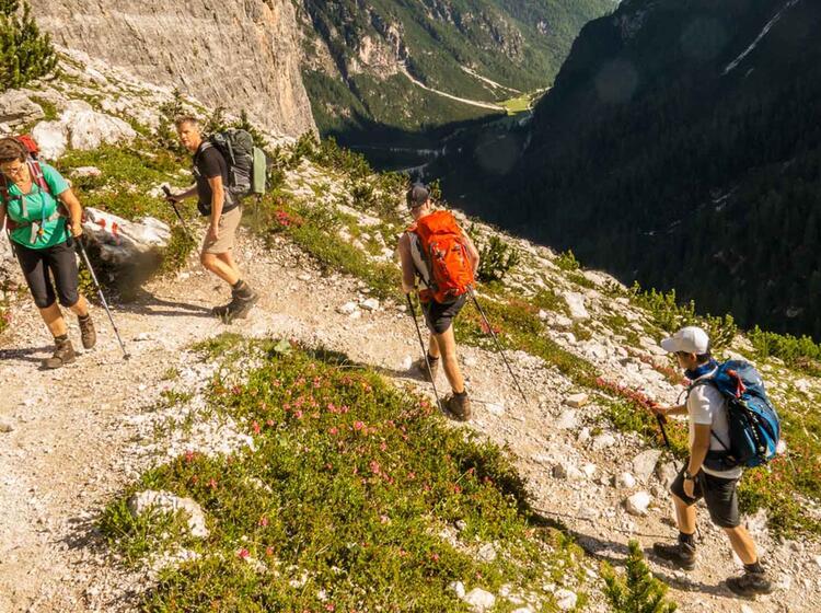 Die Alternative Zum E5 Alpenueberquerung