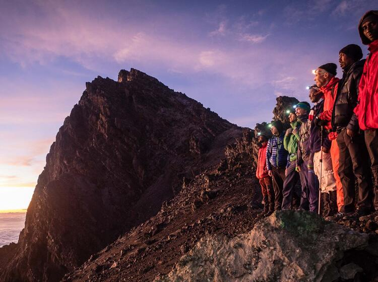 Die Kilimandscharo Reise Mit Akklimatisation
