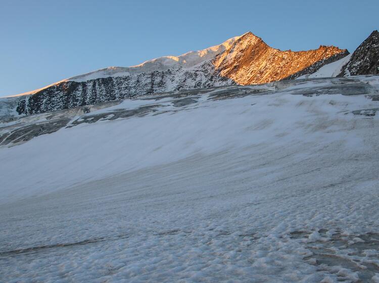 Einsteiger Gletschertour Zum Grossvenediger