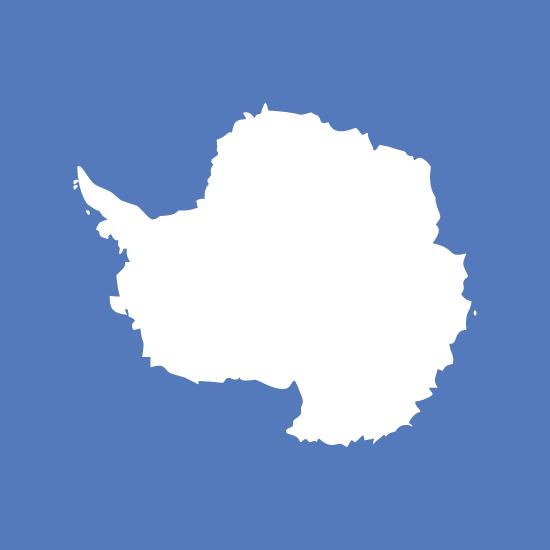 Flagge Antarktis