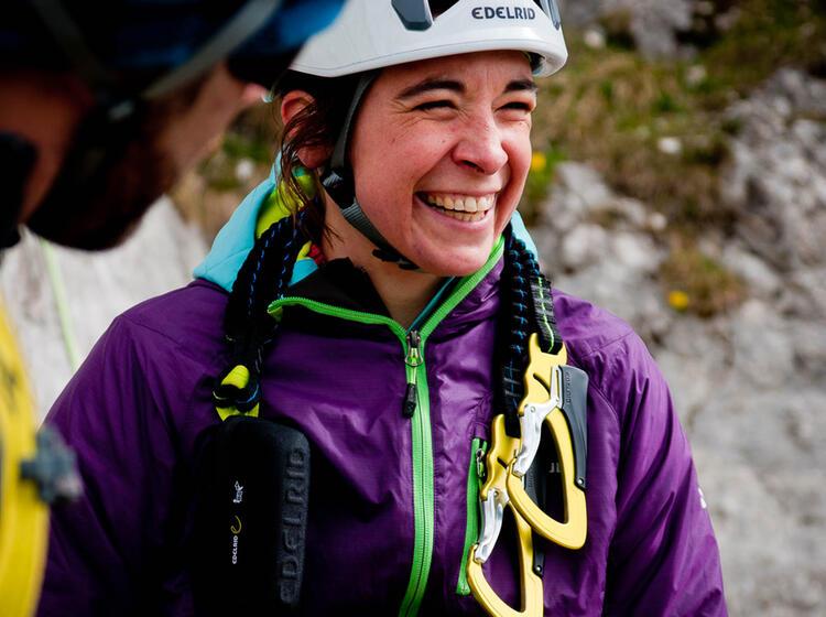 Freude Am Klettersteig Kurs