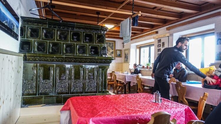 Gastraum Dom Na Kriskih Podih