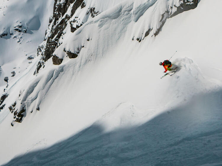 Gefu Hrte Skitouren Auf Den Lofoten Mit Abfahrten Bis Zum Meer