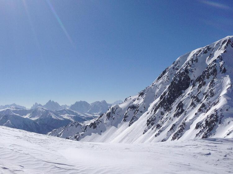 Gefu Hrte Skitouren In Osttirol