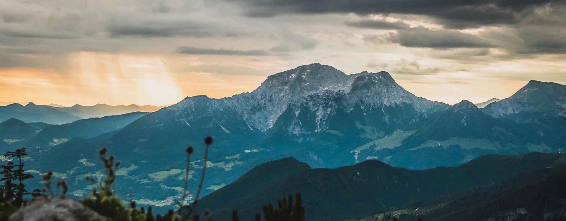 Gefuehrte Wanderungen in Berchtesgaden