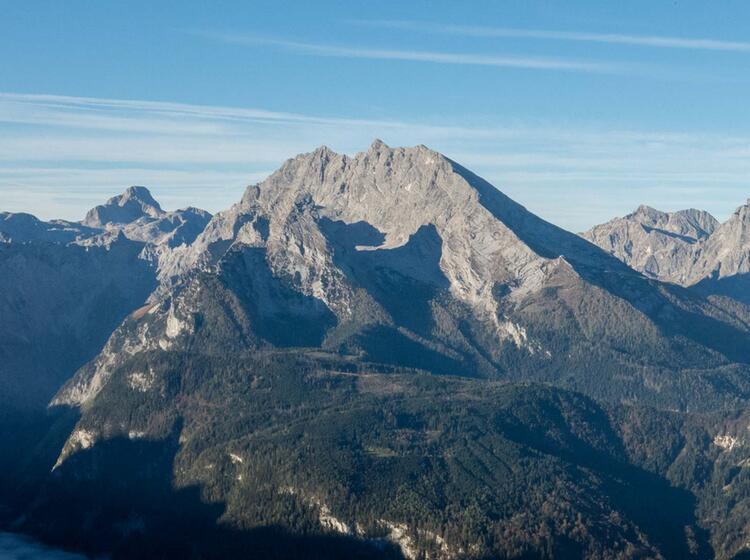 Gefuehrte Wanderwoche Im Berchtesgadener Land