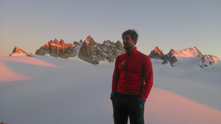 Gut Akklimatisiert Auf Den Mont Blanc Mit Bergfuehrer Alexander Blaschek