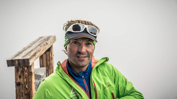 Hans Eichholzer Bergfueher Hochtourenkurse