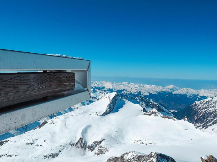 Hohe Tauern Panorama Vom Grossvenediger