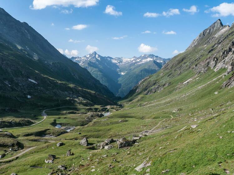 Hohe Tauern Wanderung Von Huette Zu Huette