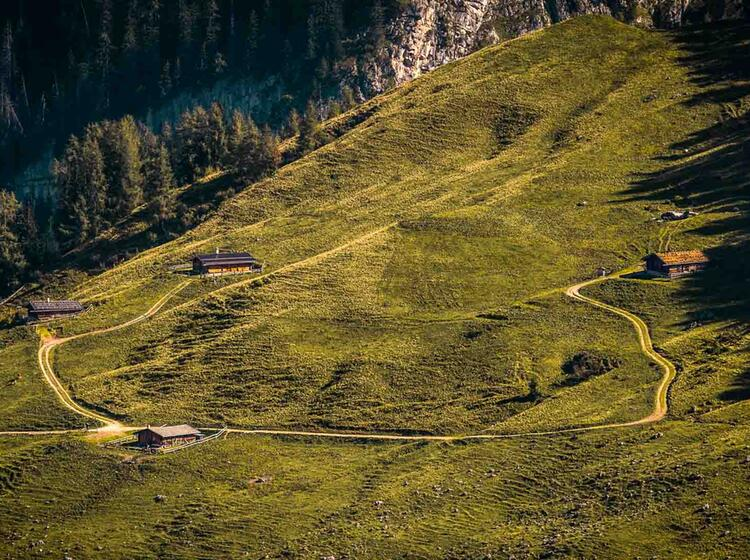Huettentour In Berchtesgaden