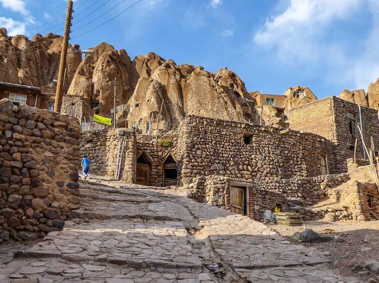 Kandovan Fernreise In Den Iran