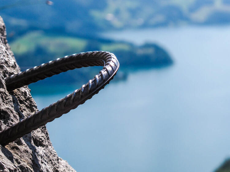 Klettersteige Am Gardasee Mit Bergfuehrer