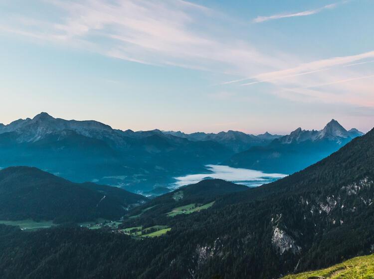 Klettersteige In Berchtesgaden Am Watzmann