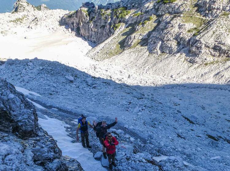 Klettersteige In Der Brenta Mit Bergfuehrer