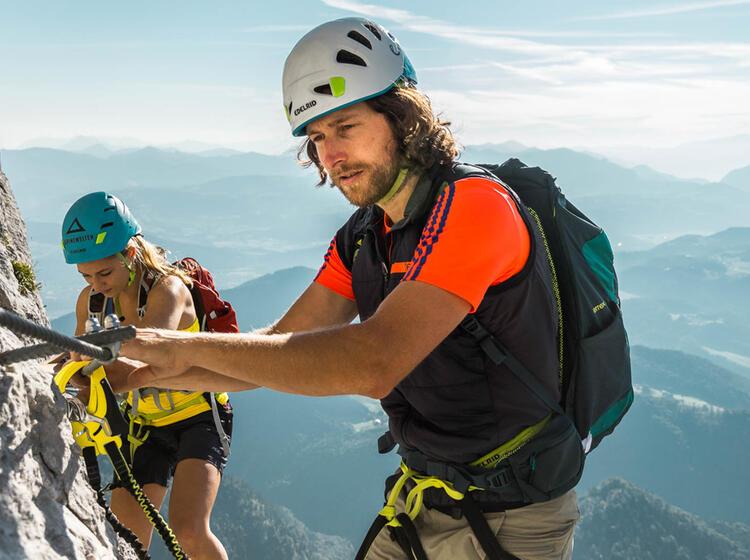 Klettersteige In Salzburg