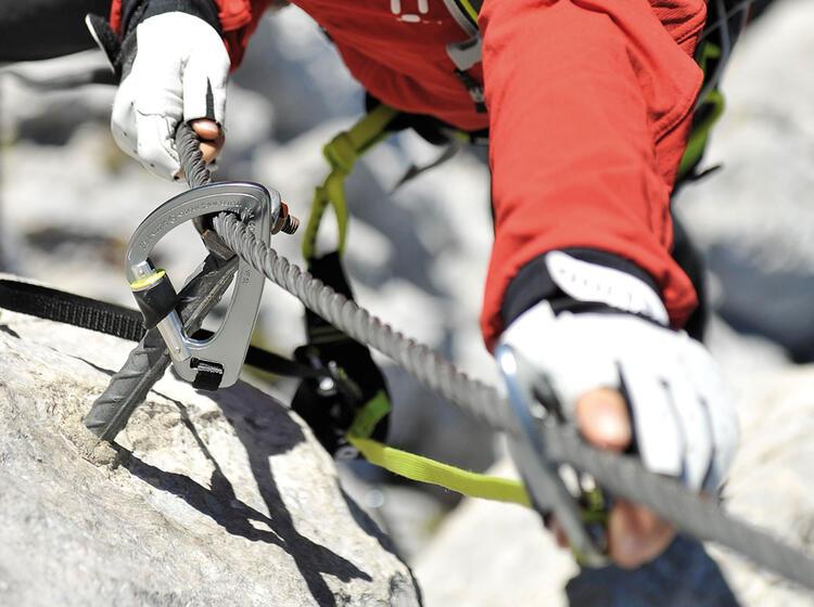 Klettersteigkurse In Garmisch
