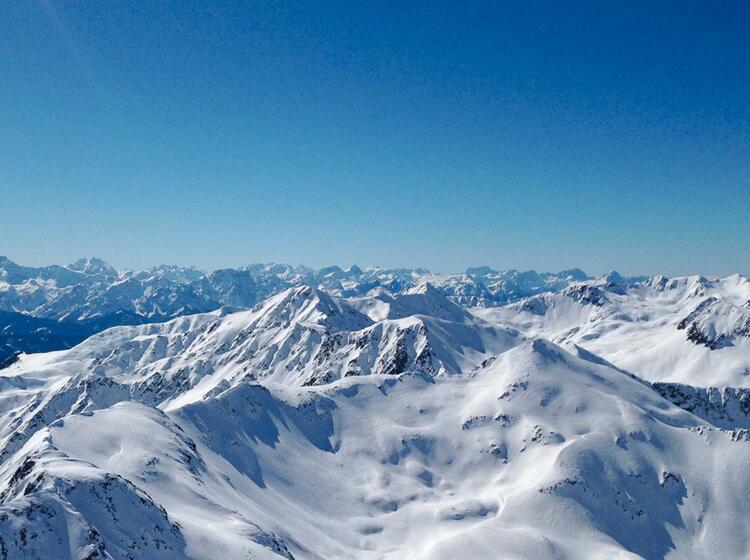 Mit Bergfu Hrer Auf Skitour In O Sterreich