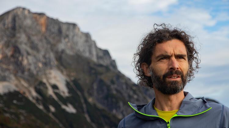 Mit Bergwanderfuehrer Jens Badura Unterwegs Am Untersberg