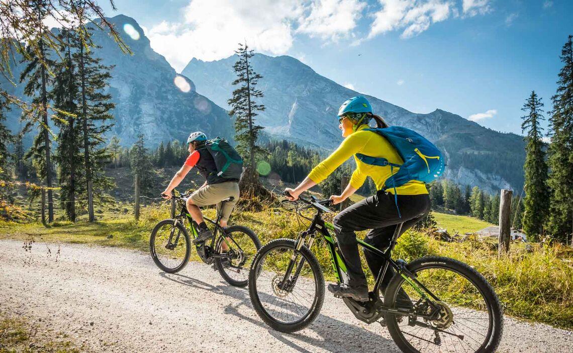 Mit Dem E Bike Zum Klettern Auf Den Watzmann