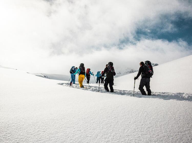 Pulverschnee Auf Skitour In Der Silvretta 1