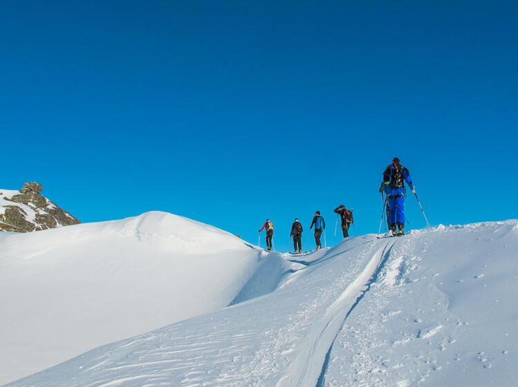 Skihochtouren In Der Silvretta Mit Silvrettahorn Und Piz Buin