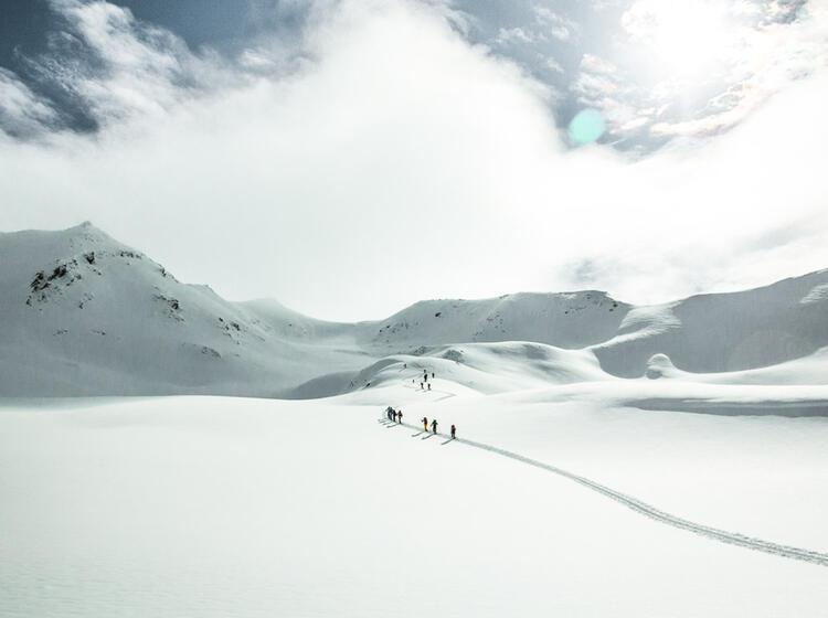 Skihochtouren Mit Bergfuehrer 2