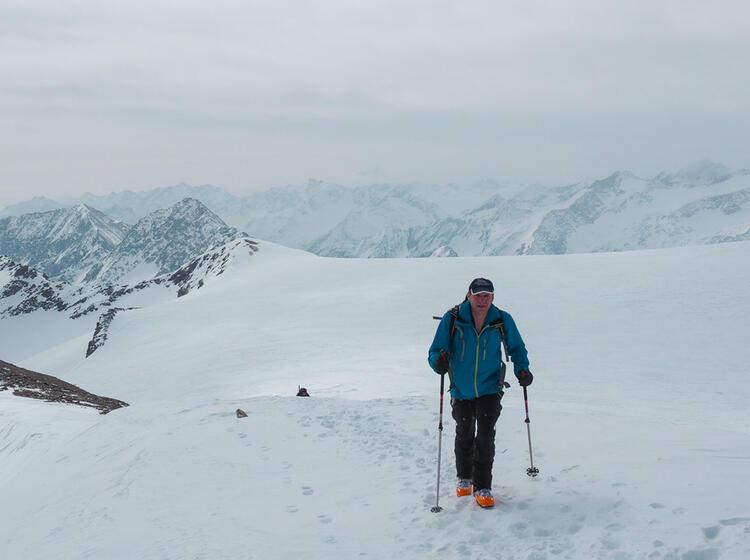 Skitour Auf Den Grossvenediger Mit Bergfuehrer
