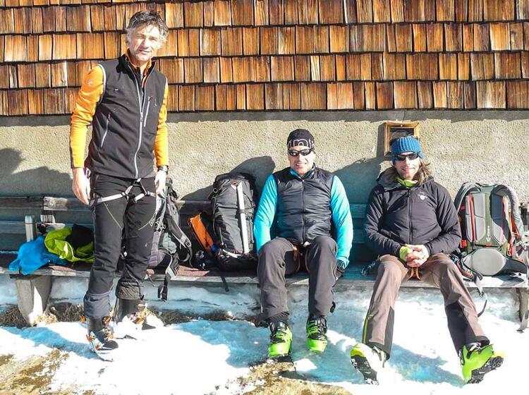 Skitour Grossvenediger Von Der Kuersinger Huette