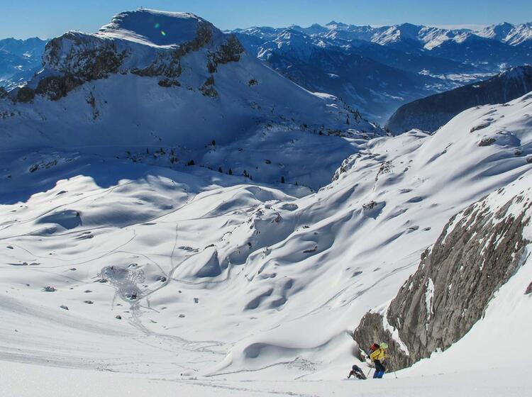 Skitouren Am Achensee