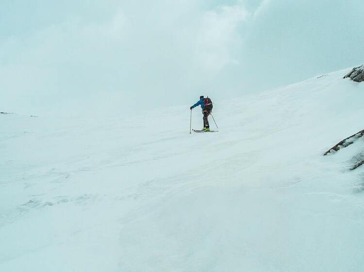 Skitouren Am Grossvenediger Mit Bergfuehrer