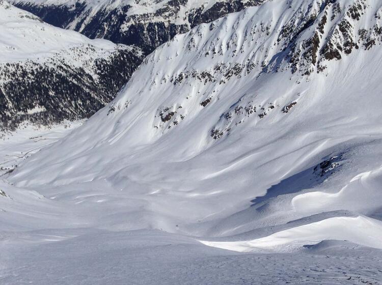 Skitouren In Osttirol Auf Der Grenze O Sterreich Und Italien