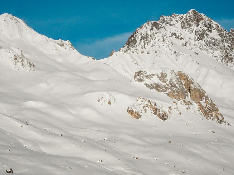 Skitouren Ischgl Und Heidelberger Hu Tte