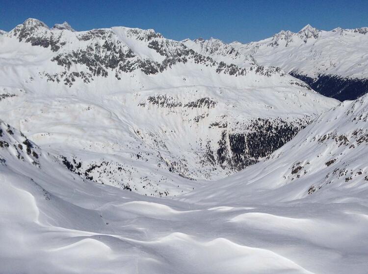 Skitouren Woche In O Sterreich In Osttirol Am Staller Sattel