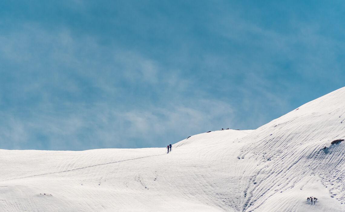 Skitourengehen In Berchtesgaden
