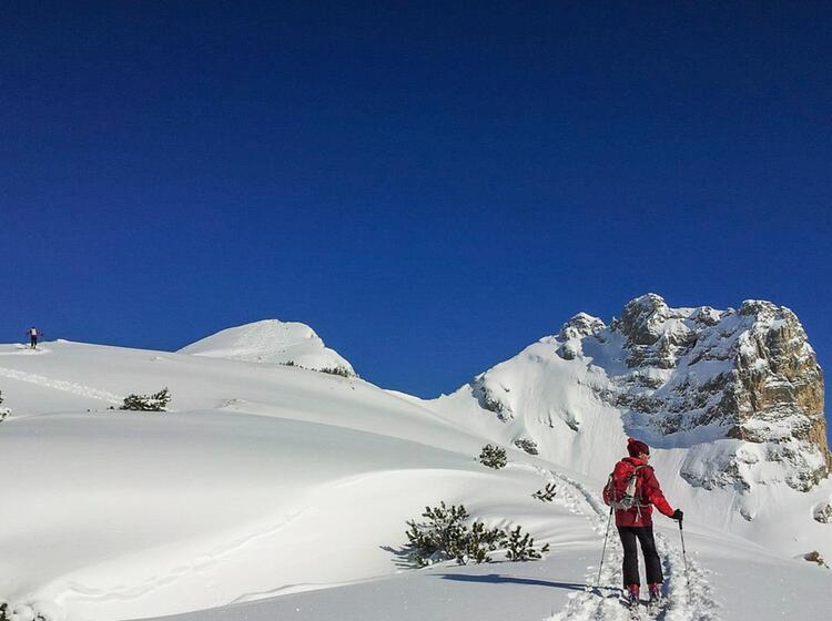 Skitourenkurs In Der Naehe Von Muenchen Am Achensee