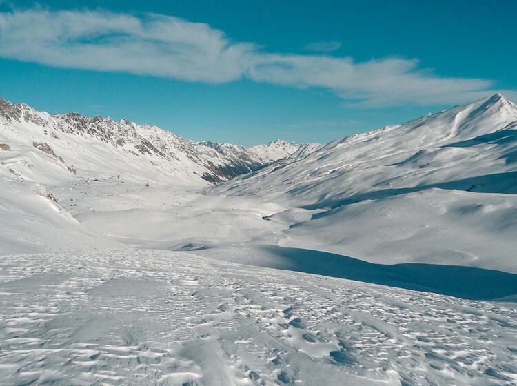 Skitourenkurs In Der Silvretta Auf Der Heidelberger Hu Tte