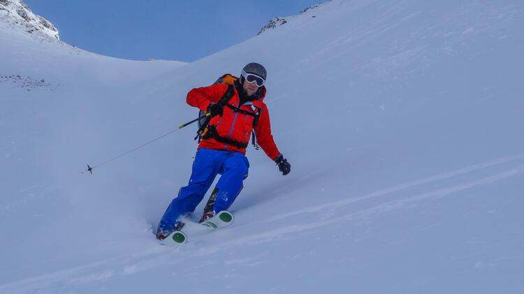 Skitourenkurs Und Tiefschneekurs Mit Bergfuehrer Andi Wiedenmann