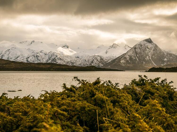Skitourenreise Nach Norwegen Zu Den Inseln Der Lofoten