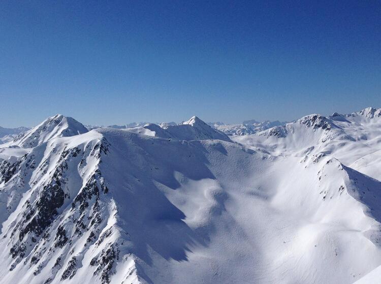 Unbekannte Skitouren In Osttirol Am Staller Sattel
